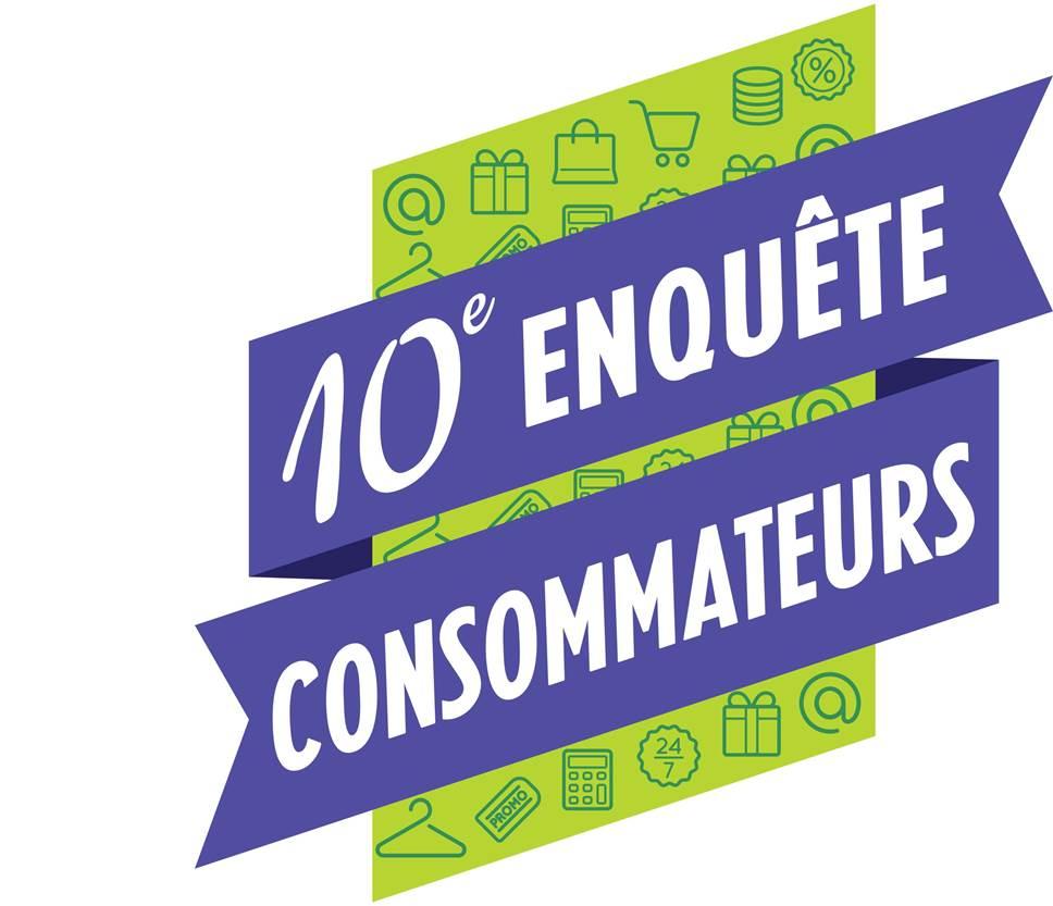 Résultats de la 10ème enquête Consommateurs