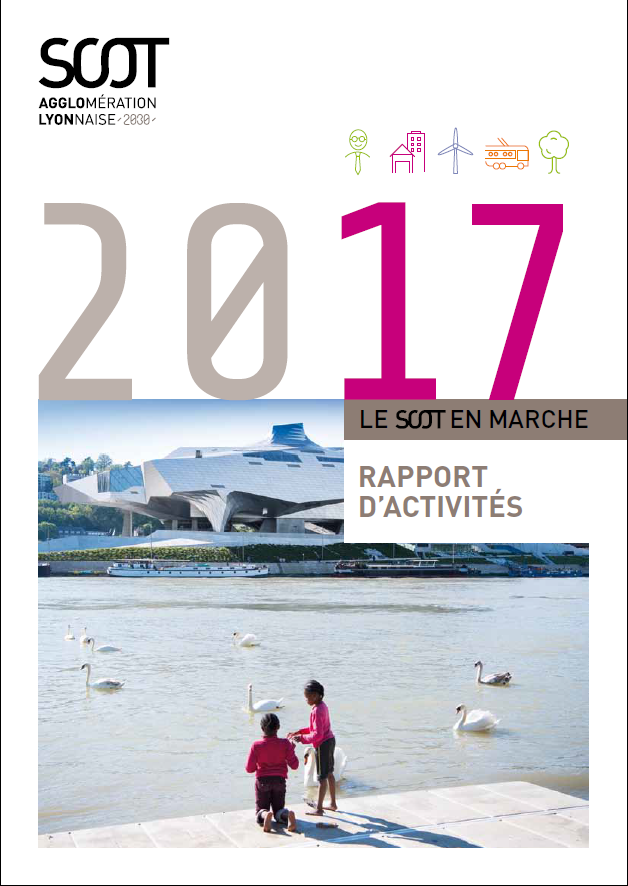 Le rapport d'activités 2017 est en ligne !