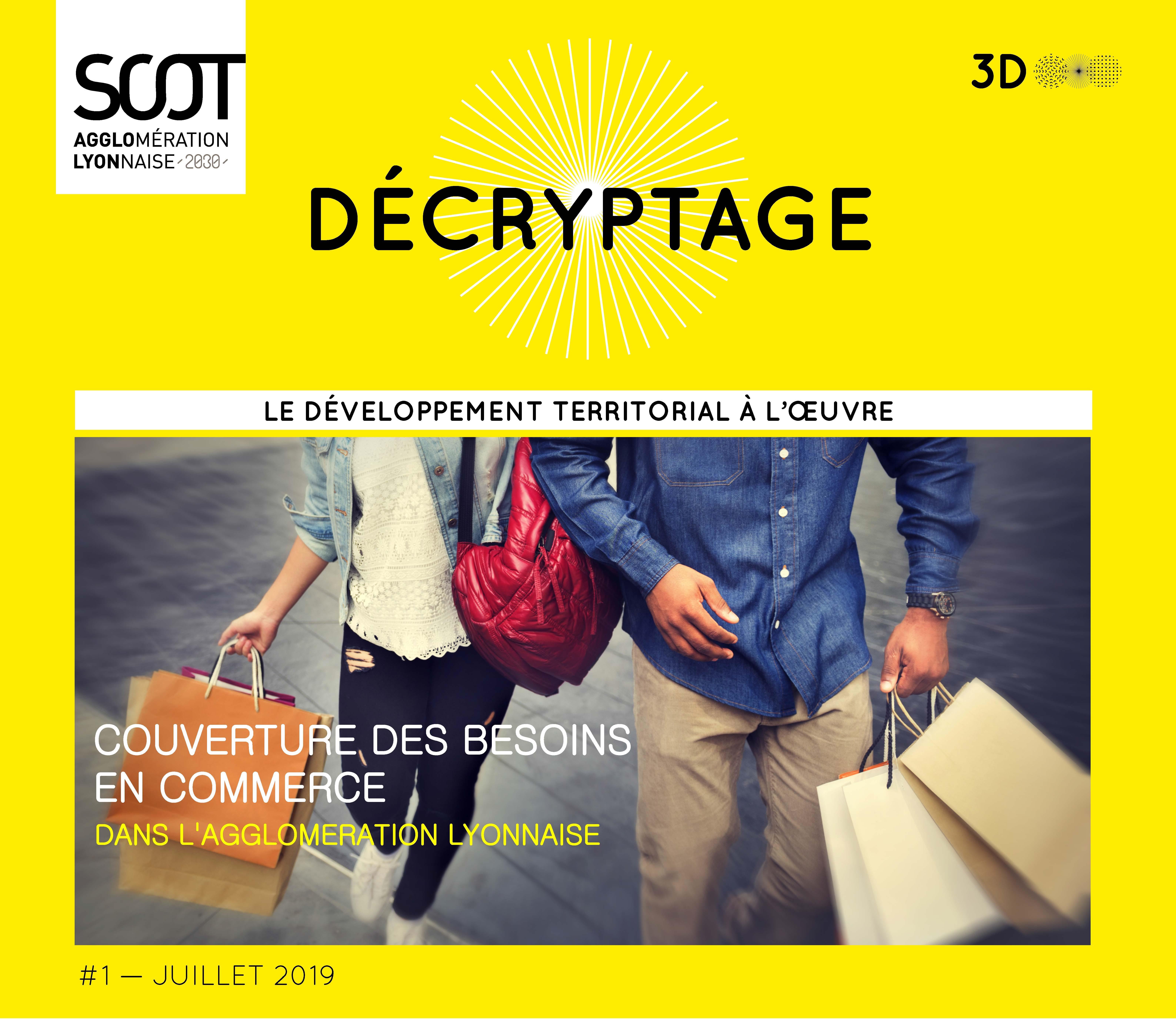 Décryptage #1 – Comportements d'achat et activités commerciales dans l'agglomération lyonnaise